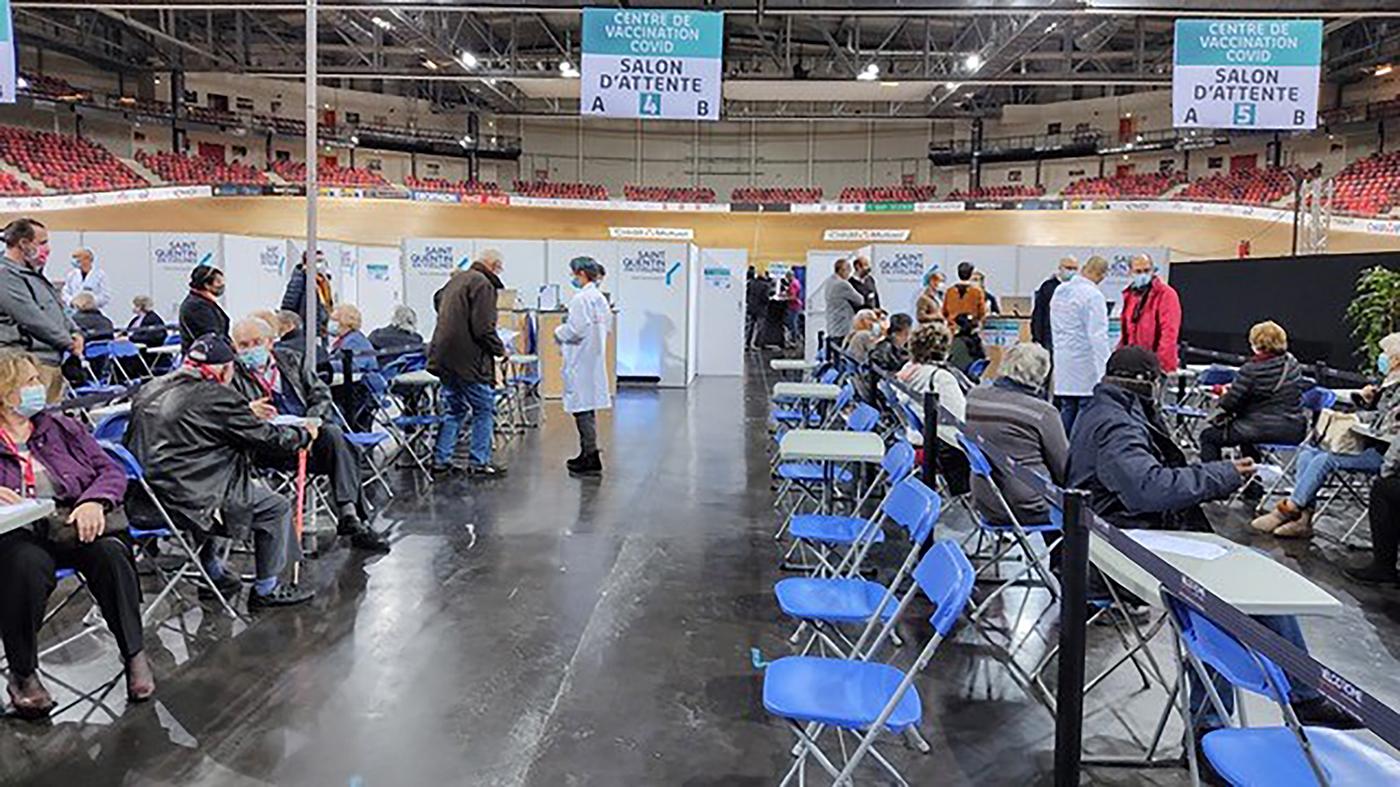 Vaccination : déjà 20 000 bénéficiaires