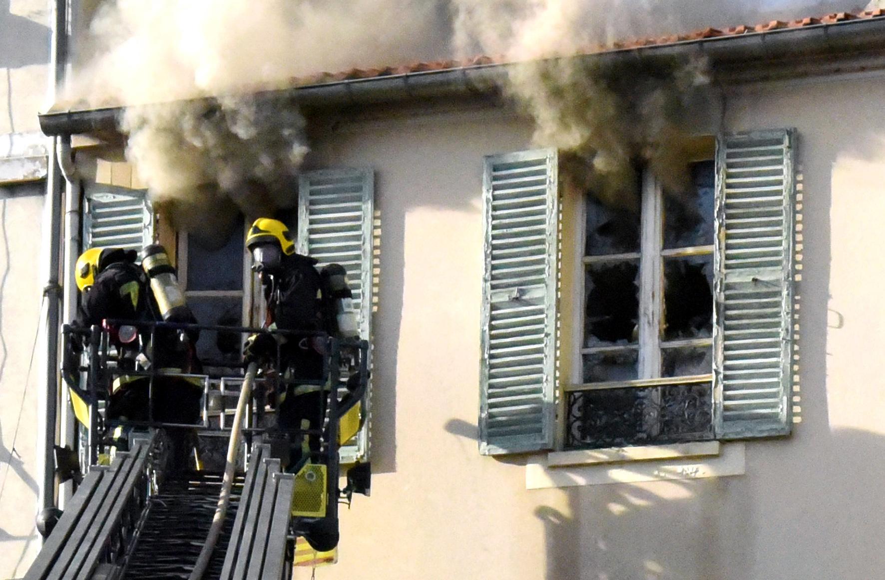 Prévention : incendies domestiques