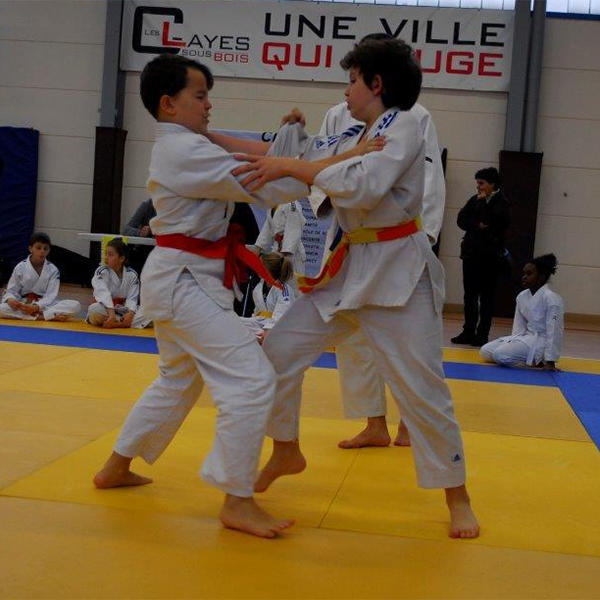 Coupe de Judo