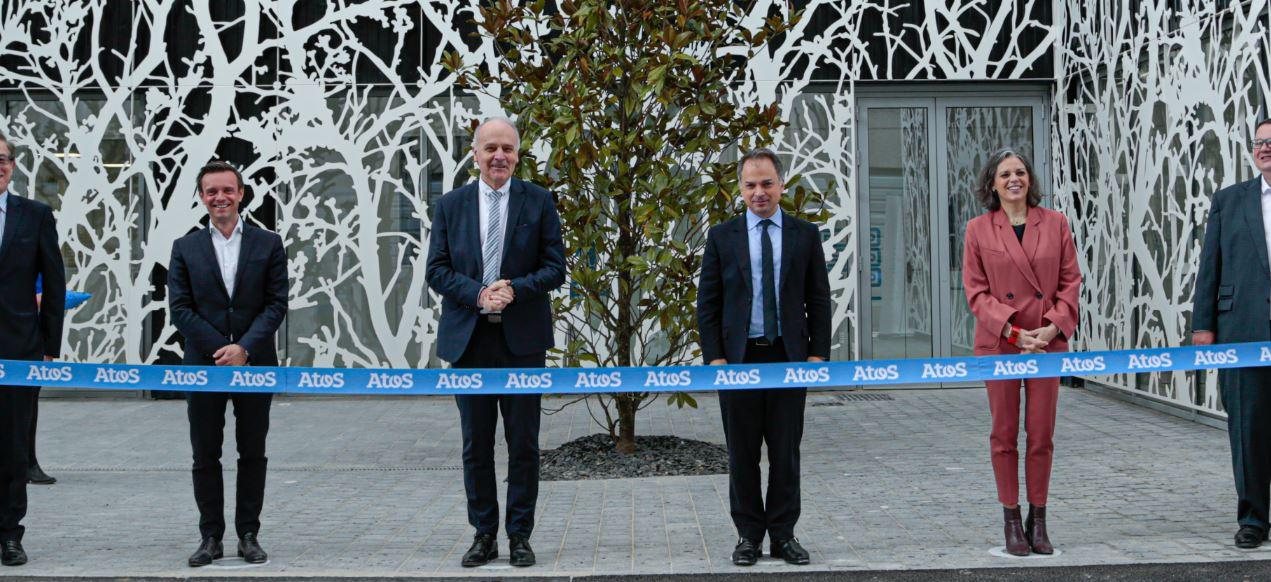 Atos - Inauguration d'un laboratoire RetD