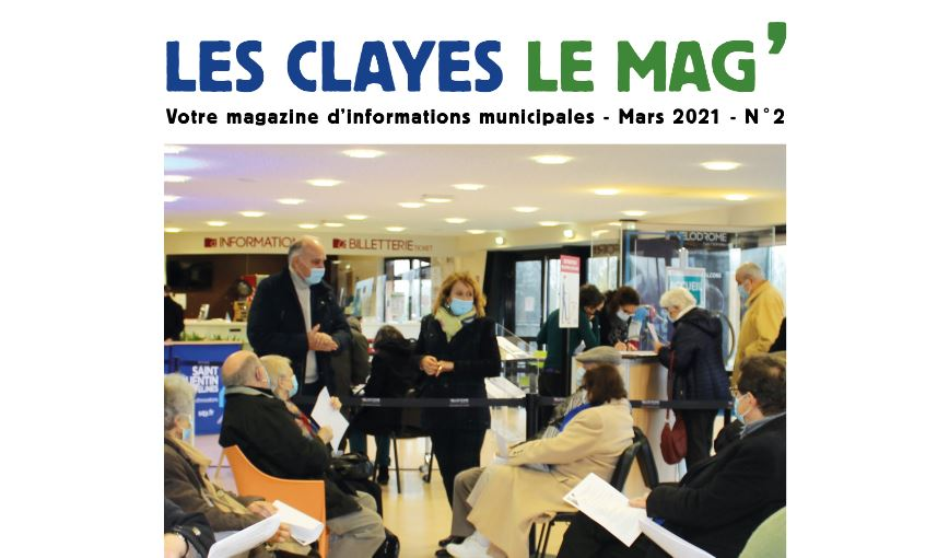 Les Clayes Le Mag' n°2