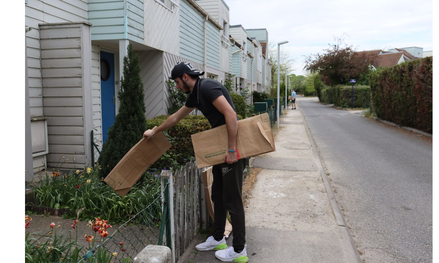 Sacs à déchets verts 2021