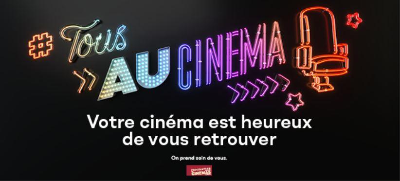 Cinéma : réouverture de votre Espace Philippe Noiret le 19 mai