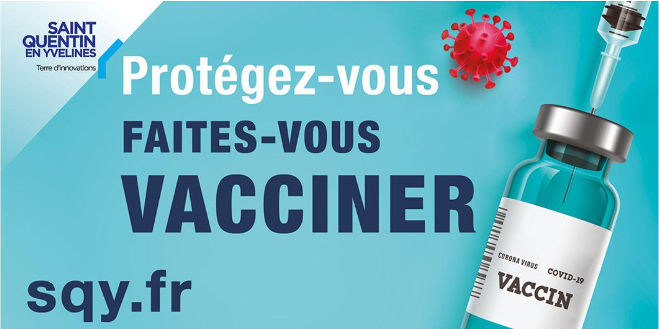 20 créneaux quotidiens de vaccination ouverts aux Clétiens 7j/7j