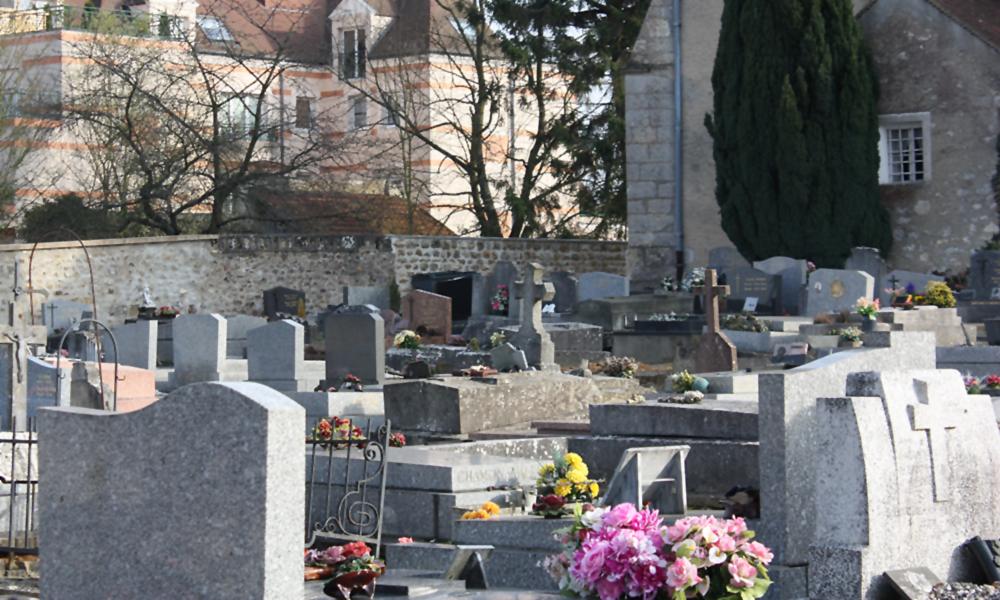 Horaires d'ouverture des cimetières