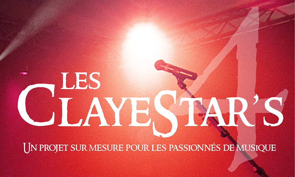 Les ClayeStar's