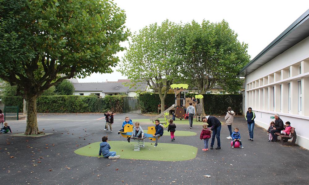 Groupe scolaire René Coty