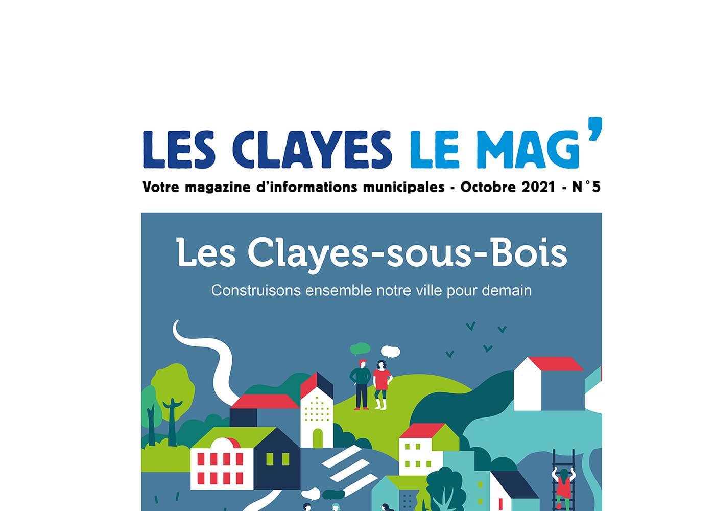 Les Clayes Le Mag' n°5