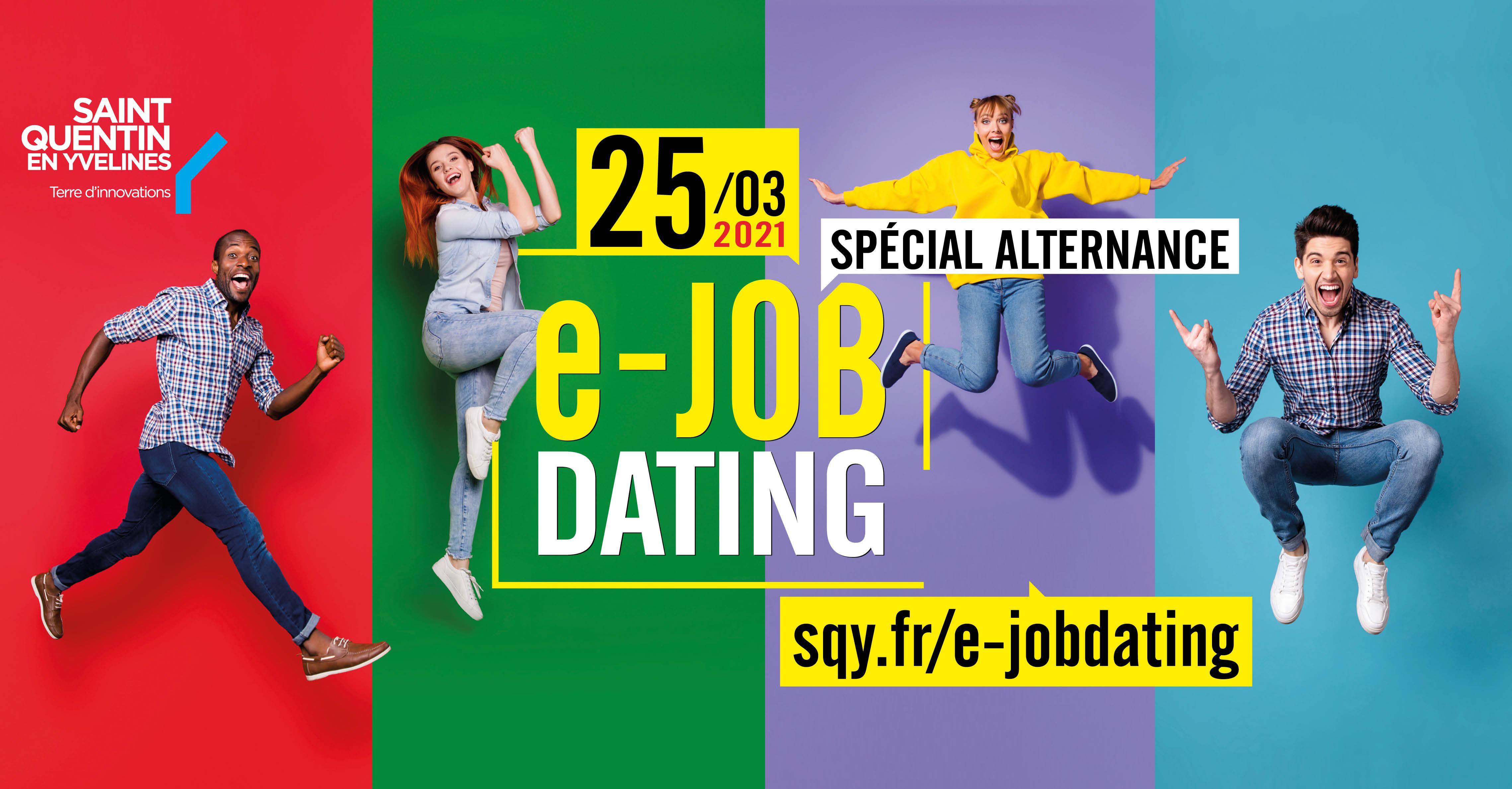e-job dating
