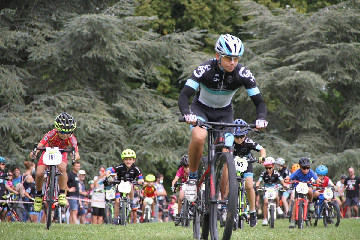 Cyclo-cross au parc de Diane