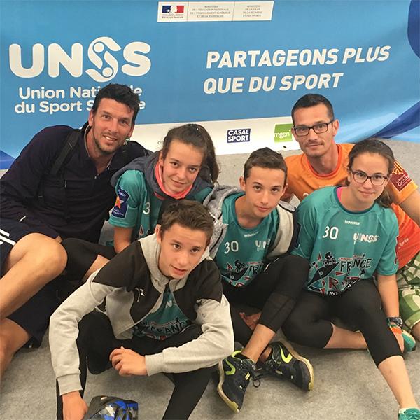 Championnats de France UNSS