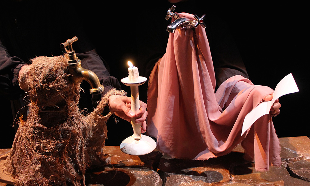 L'Avare, d'après Molière