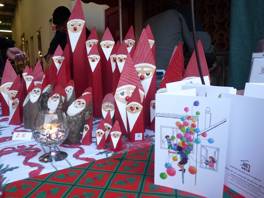 Marché de Noël de SNL