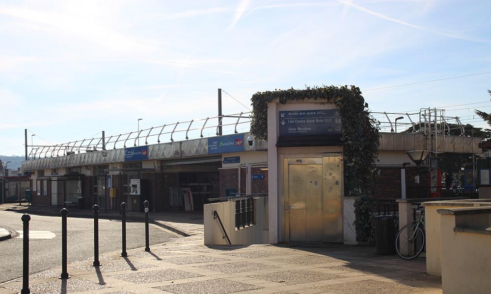 Projet pour le futur Pôle Gare