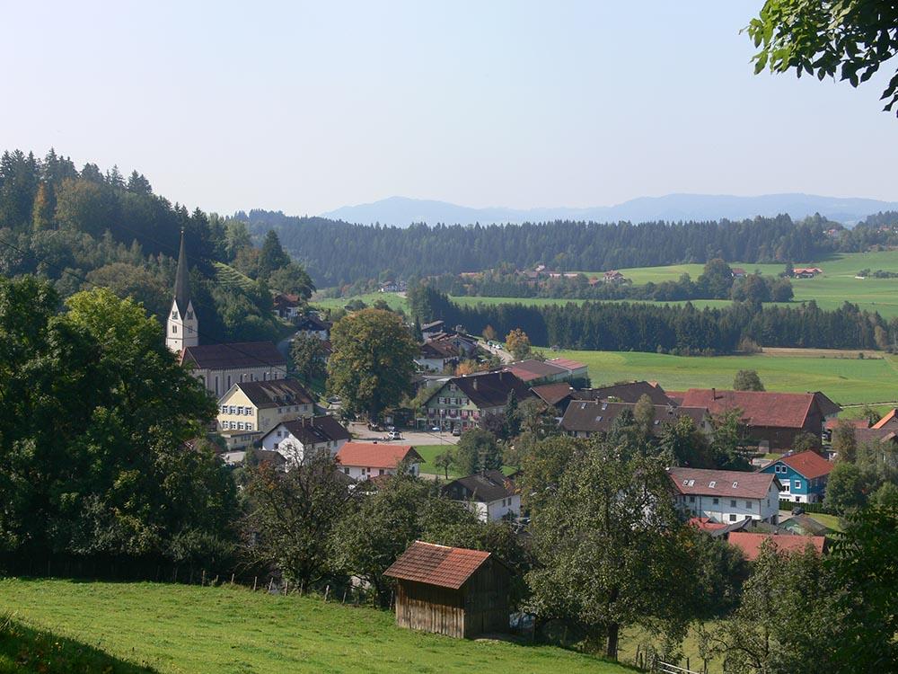 Voyage à Röthenbach