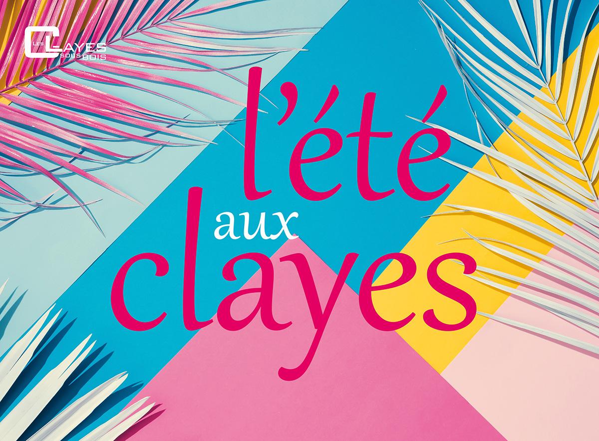 L'été aux Clayes