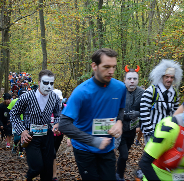 Course Trail'oween
