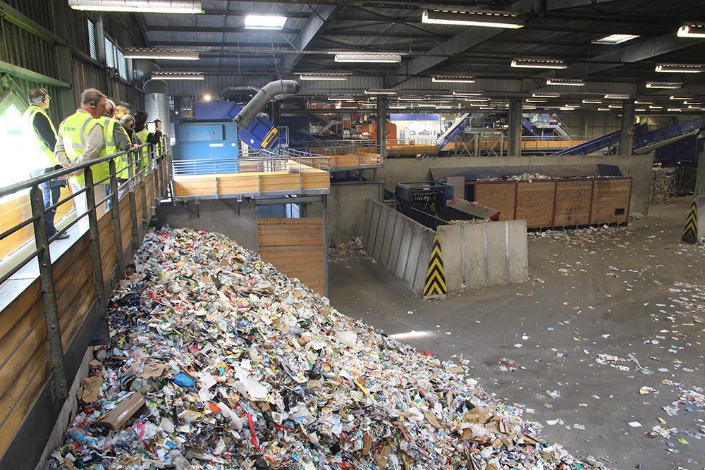 Calendrier de collecte des déchets