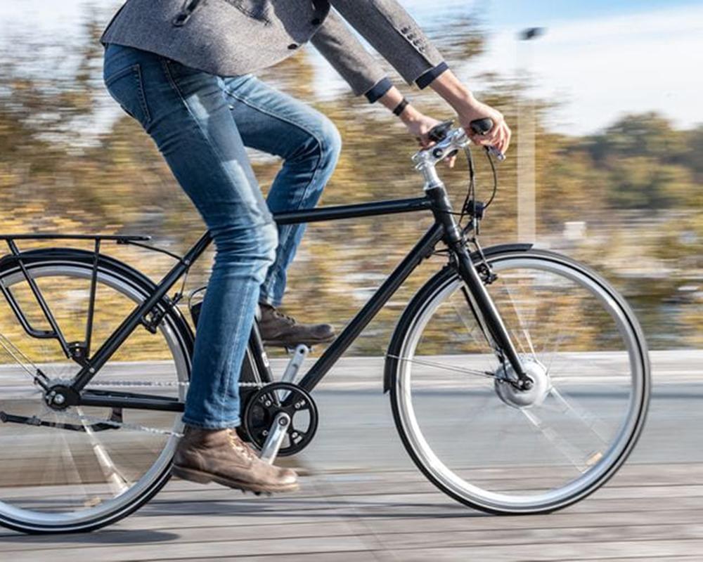 Plan vélo aux Clayes-sous-Bois